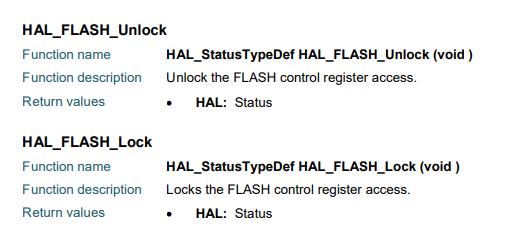 STM32 + HAL Flashの書き込み・読み込み | Sora's Activity Record